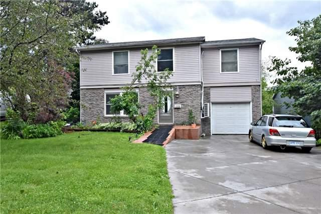 866 Boronia Cres, Newmarket, ON L3Y 5J9 (#N4127568) :: Beg Brothers Real Estate