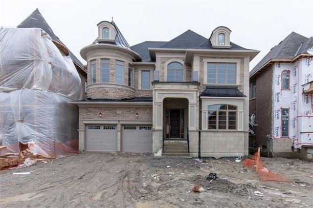 Lot 57 Nave St, Vaughan, ON L4H 3X6 (#N4128267) :: RE/MAX Prime Properties