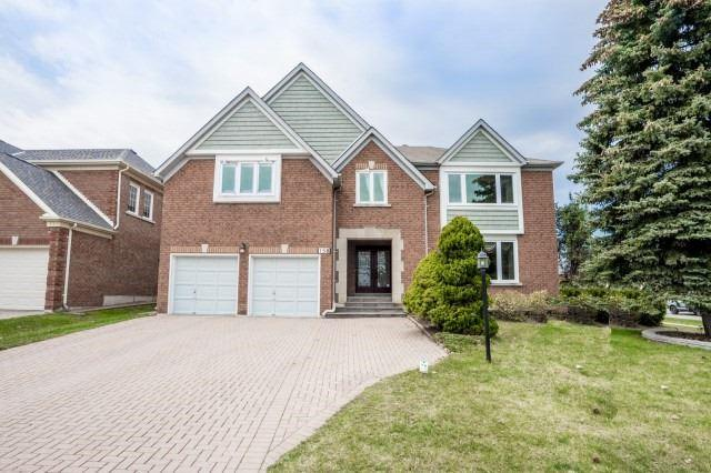 158 Strathearn Ave, Richmond Hill, ON L4B 2M7 (#N4128429) :: Beg Brothers Real Estate