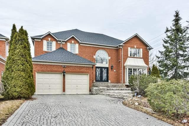 41 Strathearn Ave, Richmond Hill, ON L4B 2G3 (#N4128870) :: Beg Brothers Real Estate