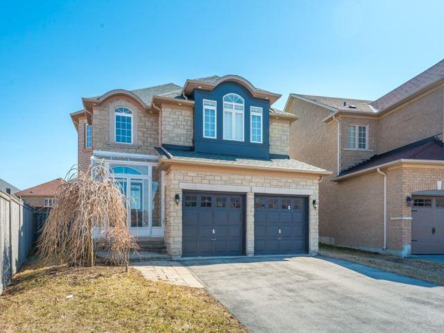 5 Remington Dr, Richmond Hill, ON L4S 2N8 (#N4129811) :: Beg Brothers Real Estate