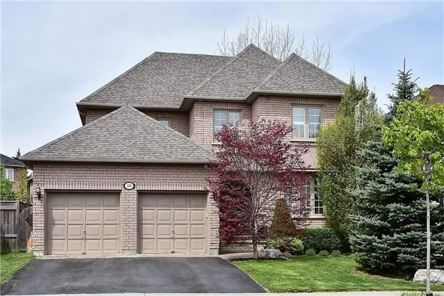 50 Langtry Pl, Vaughan, ON L4J 8K8 (#N4130074) :: Beg Brothers Real Estate
