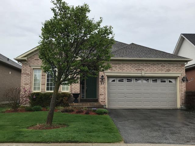 27 Gentle Ben, Whitchurch-Stouffville, ON L4A 1M6 (#N4131054) :: Beg Brothers Real Estate