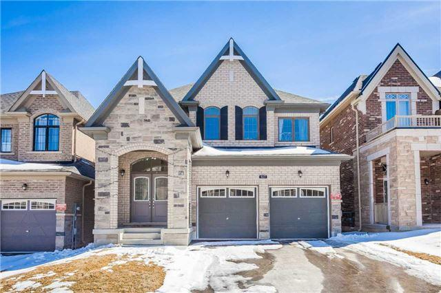127 Alvin Pegg Dr, East Gwillimbury, ON L9N 0R7 (#N4131176) :: Beg Brothers Real Estate