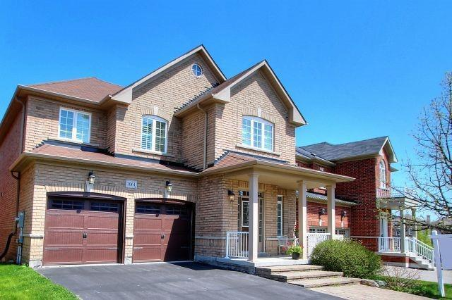 1061 Warby Tr, Newmarket, ON L3X 3H6 (#N4131292) :: Beg Brothers Real Estate
