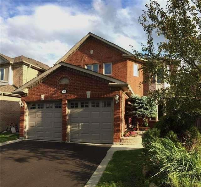 49 Painted Rock Ave, Richmond Hill, ON L4S 1P6 (#N4132006) :: Beg Brothers Real Estate