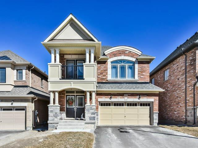 26 William Luck Ave, East Gwillimbury, ON L9N 0S1 (#N4132128) :: Beg Brothers Real Estate