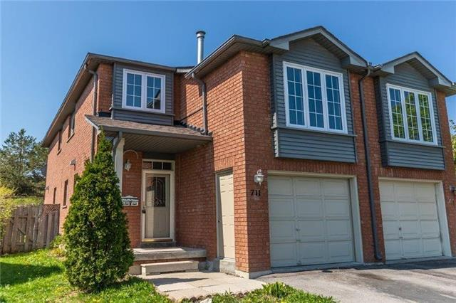 711 Walpole Cres, Newmarket, ON L3X 2B3 (#N4132209) :: Beg Brothers Real Estate