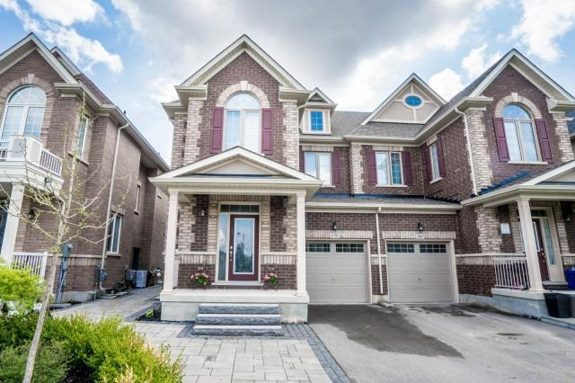 178 Pelee Ave, Vaughan, ON L4H 3Z9 (#N4132534) :: Beg Brothers Real Estate