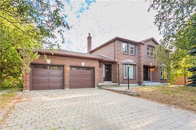 215 Burton Grve, King, ON L7B 1C7 (#N4132689) :: Beg Brothers Real Estate