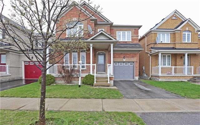 71 Alfred Paterson Dr, Markham, ON L6E 1J5 (#N4132743) :: Beg Brothers Real Estate