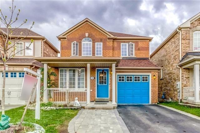 28 William Grant Rd, Markham, ON L6E 1R7 (#N4132860) :: Beg Brothers Real Estate