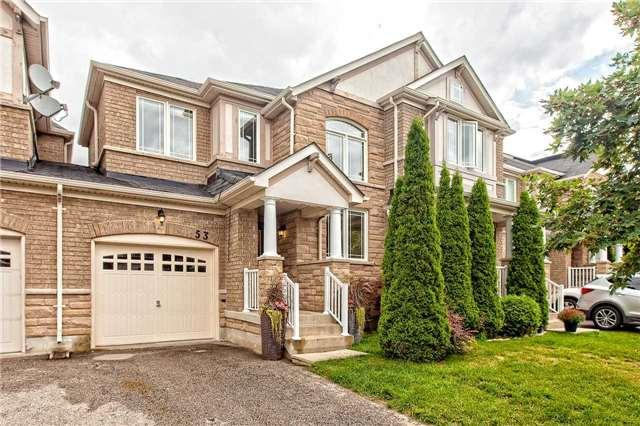 53 Riel Dr, Richmond Hill, ON L4E 4W3 (#N4132983) :: Beg Brothers Real Estate