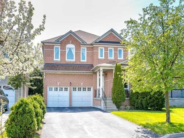 62 Sabiston Dr, Markham, ON L3R 2B5 (#N4133004) :: Beg Brothers Real Estate