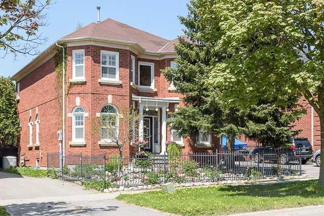 447 Mill St, Richmond Hill, ON L4C 7X5 (#N4133160) :: Beg Brothers Real Estate