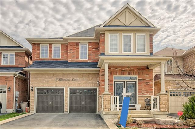 6 Greenhouse Lane, Whitchurch-Stouffville, ON L4A 0R3 (#N4133234) :: RE/MAX Prime Properties