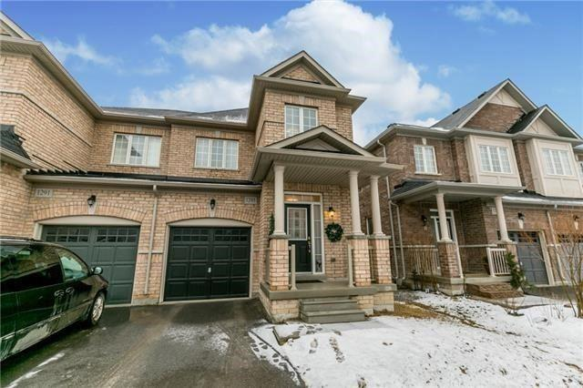 1293 Blencowe Cres, Newmarket, ON L3X 0C5 (#N4133281) :: Beg Brothers Real Estate