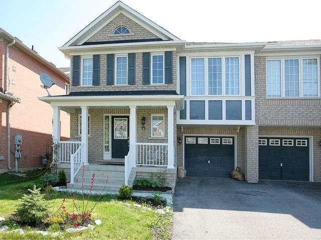 72 Matthew Boyd Cres, Newmarket, ON L3X 3C5 (#N4133458) :: Beg Brothers Real Estate