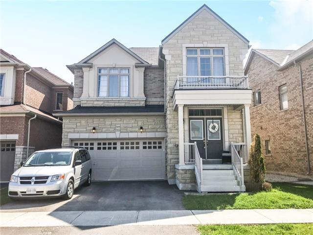 309 West Lawn Cres, Whitchurch-Stouffville, ON L4A 1X3 (#N4133558) :: RE/MAX Prime Properties