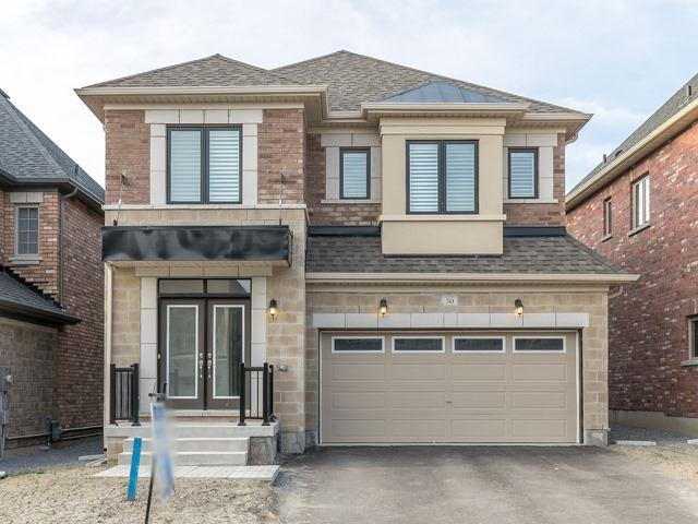 30 William Luck Ave, East Gwillimbury, ON L9N 0S1 (#N4133630) :: Beg Brothers Real Estate