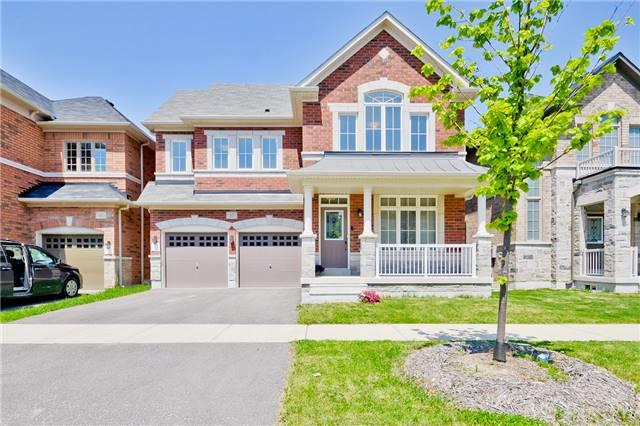 63 Frederick Stamm Cres, Markham, ON L6C 0X3 (#N4133869) :: Beg Brothers Real Estate