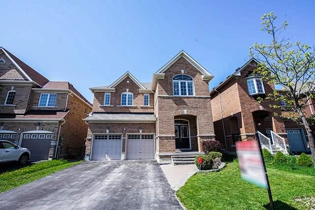 55 Jonas Mill Way, Whitchurch-Stouffville, ON L4A 0M4 (#N4133937) :: RE/MAX Prime Properties