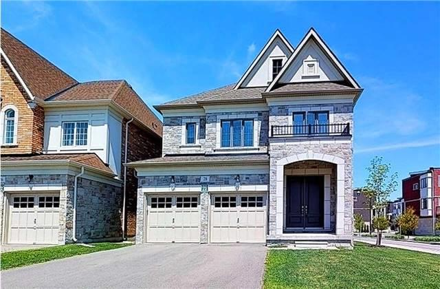 28 Briggs Ave, Richmond Hill, ON L4B 1N2 (#N4134157) :: Beg Brothers Real Estate