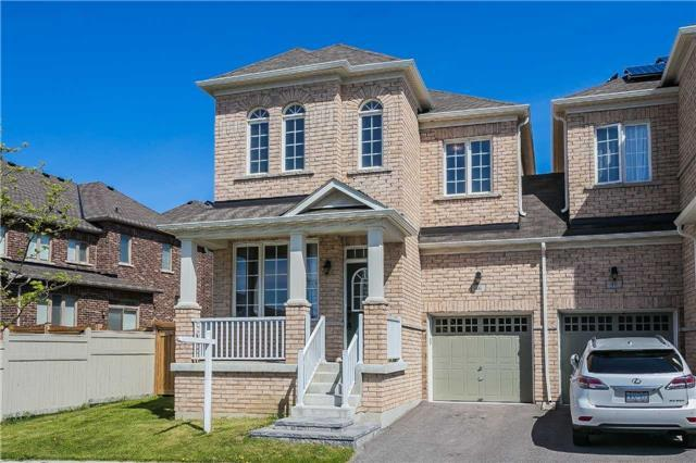 46 Busch Ave, Markham, ON L6C 0V4 (#N4134262) :: Beg Brothers Real Estate