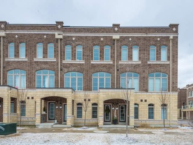 254 John Davis Gate #29, Whitchurch-Stouffville, ON L4A 7Y6 (#N4134381) :: RE/MAX Prime Properties
