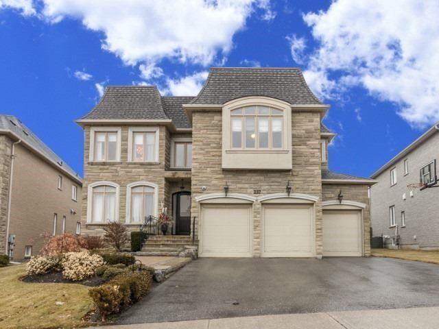 237 Flamingo Rd, Vaughan, ON L4J 8K6 (#N4134591) :: Beg Brothers Real Estate