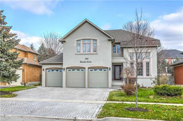 783 Exceller Circ, Newmarket, ON L3X 1P5 (#N4135060) :: Beg Brothers Real Estate