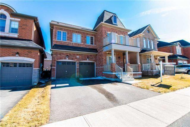 123 Greenforest Grve, Whitchurch-Stouffville, ON L4A 1S6 (#N4135178) :: RE/MAX Prime Properties
