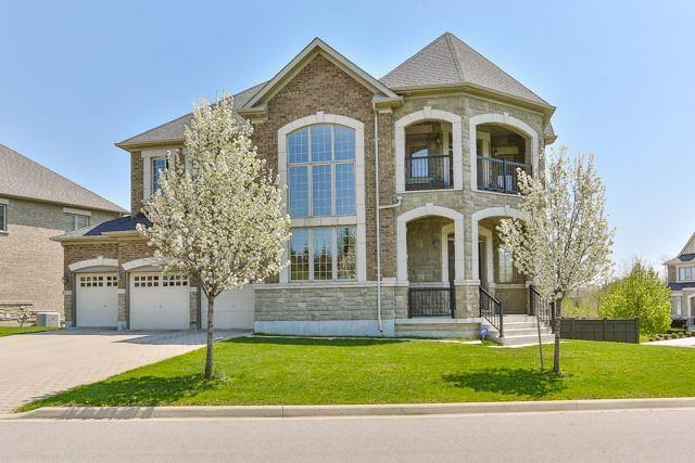 66 Giorgia Cres, Vaughan, ON L6A 4R2 (#N4135637) :: RE/MAX Prime Properties