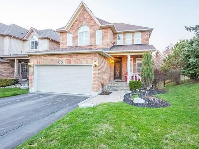 527 Brookstone Pl, Newmarket, ON L3X 2H3 (#N4135669) :: Beg Brothers Real Estate