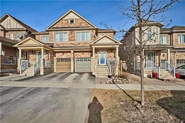 49 Byers Pond Way, Whitchurch-Stouffville, ON L4A 0R4 (#N4135763) :: RE/MAX Prime Properties