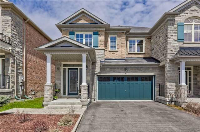 443 William Dunn Cres, Newmarket, ON L3X 3L4 (#N4135847) :: Beg Brothers Real Estate