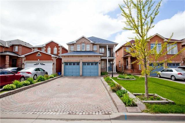 15 Nessie St, Markham, ON L3S 4H9 (#N4136880) :: Beg Brothers Real Estate