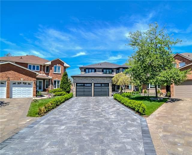 70 Millbank Crt, Vaughan, ON L4J 6B8 (#N4137269) :: Beg Brothers Real Estate