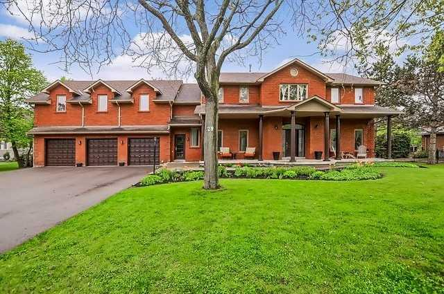 29 Hollywood Cres, King, ON L0G 1N0 (#N4137370) :: Beg Brothers Real Estate