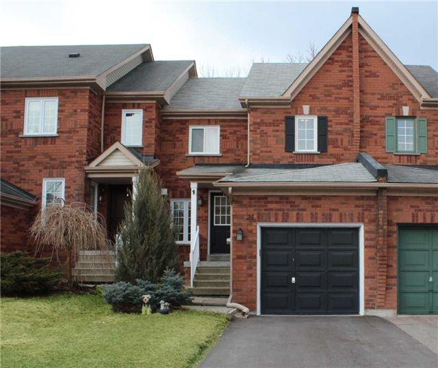 24 October Lane, Aurora, ON L4G 6Y1 (#N4137546) :: Beg Brothers Real Estate