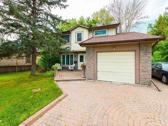 891 Elgin St, Newmarket, ON L3Y 5H4 (#N4137698) :: Beg Brothers Real Estate