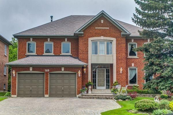 169 Strathearn Ave, Richmond Hill, ON L4B 2M7 (#N4137737) :: Beg Brothers Real Estate