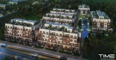15278 Yonge Street St #38, Aurora, ON L4G 1N4 (#N4138367) :: Beg Brothers Real Estate