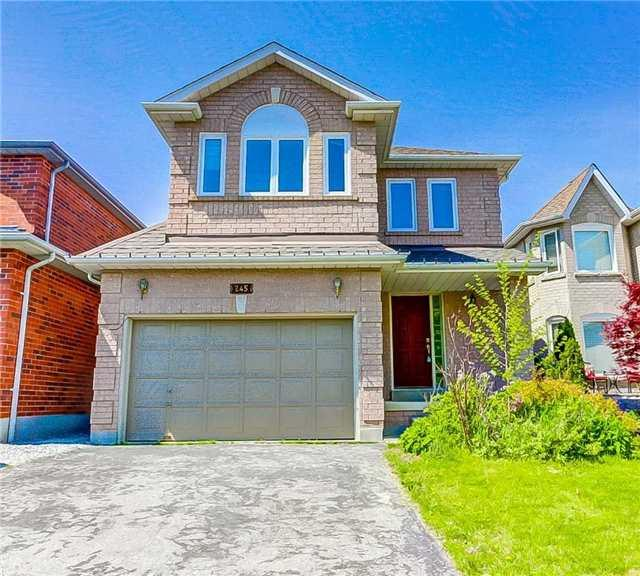 245 Austinpaul Dr, Newmarket, ON L3X 2C5 (#N4138448) :: Beg Brothers Real Estate