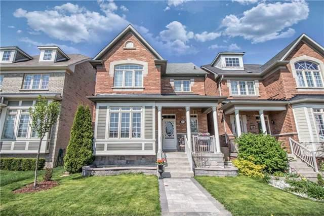 586 Country Glen Rd, Markham, ON L6B 1E8 (#N4138884) :: Beg Brothers Real Estate