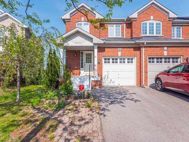 170 Banbrooke Cres, Newmarket, ON L3X 2W6 (#N4139010) :: Beg Brothers Real Estate