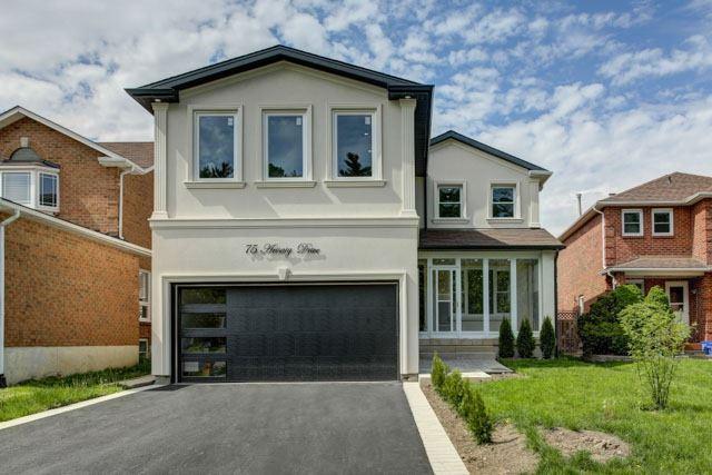 75 Arisaig Dr, Vaughan, ON L6A 1V7 (#N4139072) :: Beg Brothers Real Estate