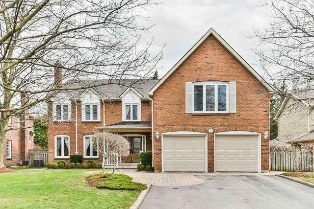 17 Mckay Cres, Markham, ON L3R 3M7 (#N4139294) :: Beg Brothers Real Estate