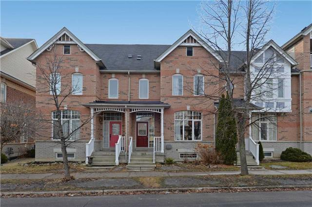 45 Cornell Park Ave, Markham, ON L6B 1B5 (#N4139326) :: Beg Brothers Real Estate