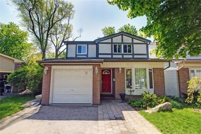 61 Lillooet Cres, Richmond Hill, ON L4C 5A6 (#N4139515) :: Beg Brothers Real Estate